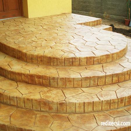Pavimentos impresos pavimentos continuos tecnicos for Pavimentos roca