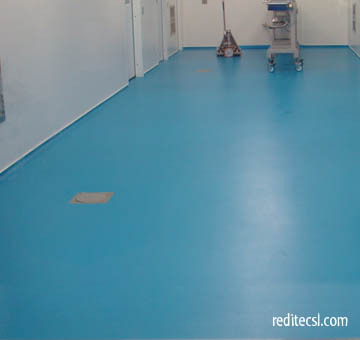 Pavimentos industrial pavimentos continuos tecnicos - Suelos para cocinas industriales ...