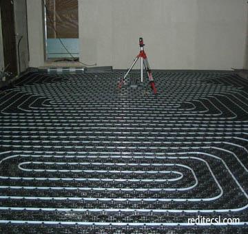 Pavimentos soleras pavimentos continuos tecnicos decorativos reditec - Pavimento para suelo radiante ...
